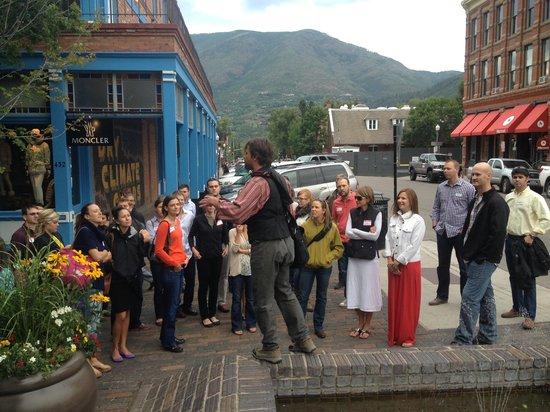 Aspen Walking Tours Tripadvisor