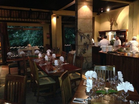 Victoria's Gourmet Italian Restaurant: We loved this place, no wonder it was voted the No1 Pasta and Pizza restaurant in Manuel Antonio