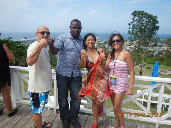 With The Great Ricardo Riley Picture Of Liberty Tours Jamaica - Liberty tours jamaica