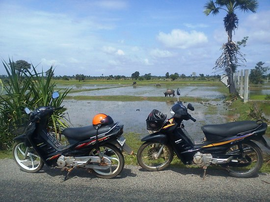 Siem Reap Motor Cycle Tours