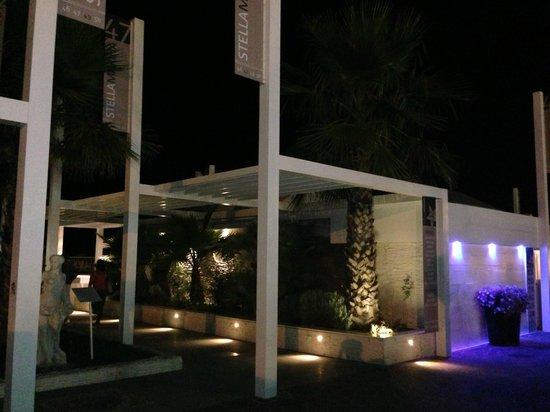 Hotel San Marco: Bagni convenzionati by night