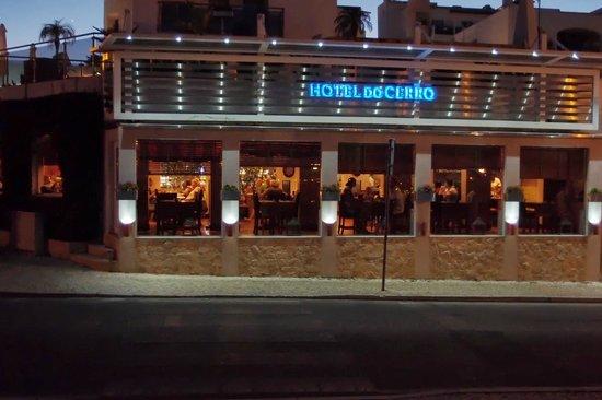 Hotel do Cerro : Hotel from across the street
