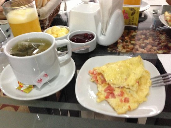 Wifala Thematic Hotel Boutique : Complimentary breakfast