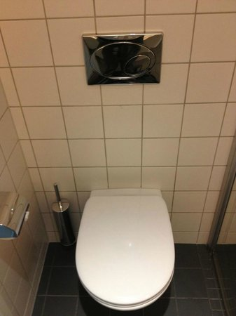 Scandic Oslo Airport: WC