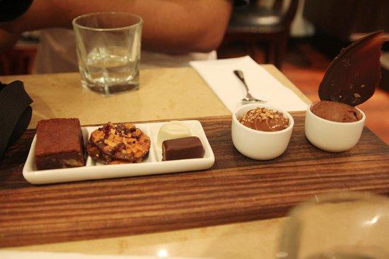 Koko Black Chocolate : belgium paltter