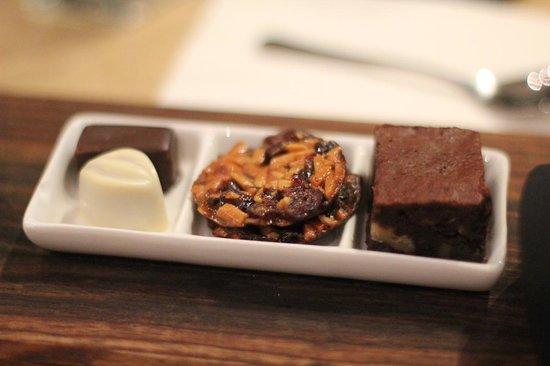 Koko Black Chocolate : the florentines are SO GOOD