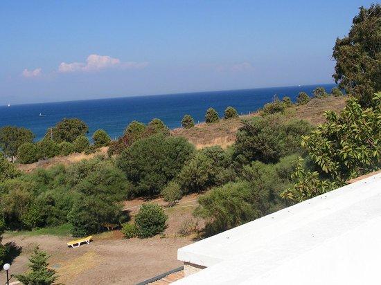 Archipelagos Hotel: również widok z pokoju