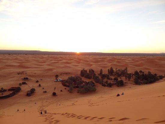 Jrana Tours Morocco: Dunes de Merzouga