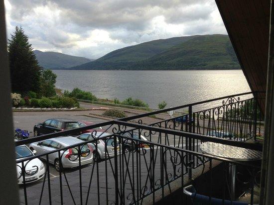 Clan Macduff Hotel : View from Room