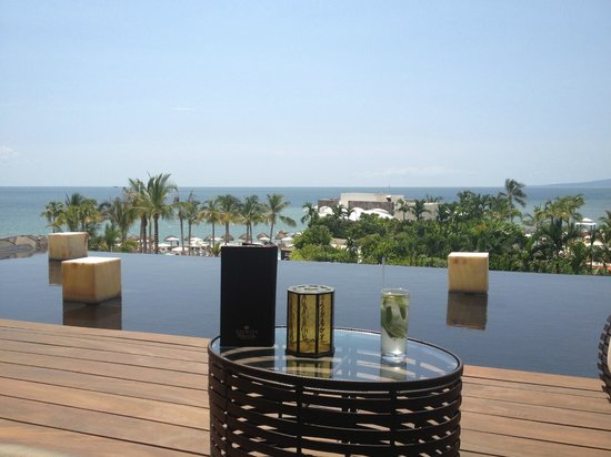 Secrets Vallarta Bay Resort & Spa: Mojito!
