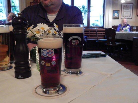 Hirsch: Beer!!