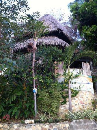 El Jardin Yelapa: casa banana