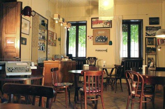 Book Corner Cafe