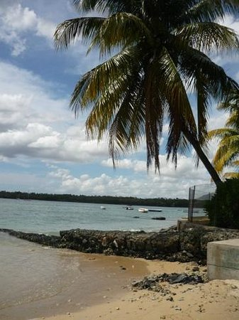 Grain d'Sel: la plage