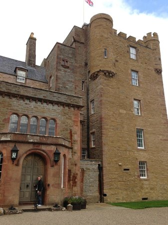 The Castle and Gardens of Mey: Front