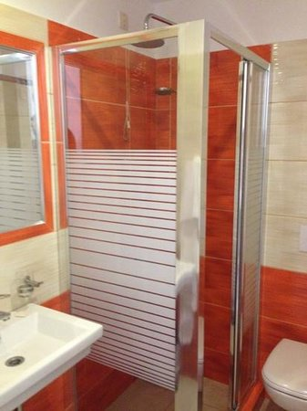 Anatoli Hotel : visuale bagno