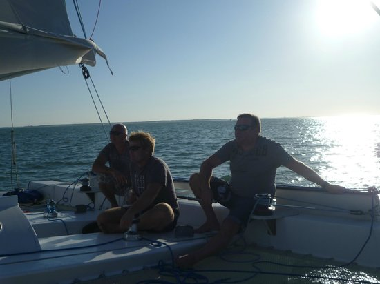 L'Oiseau Blanc : Naviguation