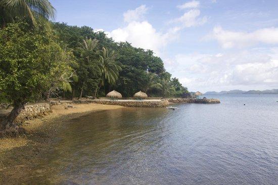 Chindonan Dive Resort: The Beach