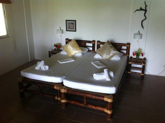 Chindonan Dive Resort: The Room