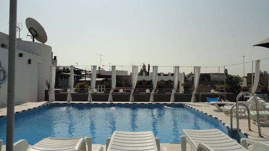 Hotel Fontecruz Sevilla Seises: piscina