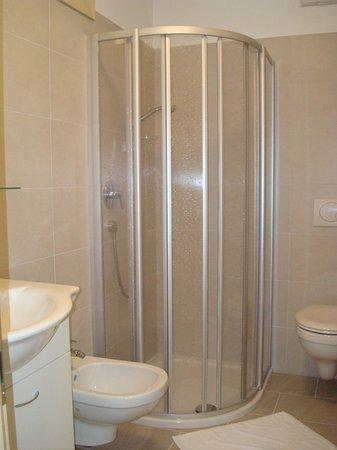 Weihergut: Badezimmer im Apartment