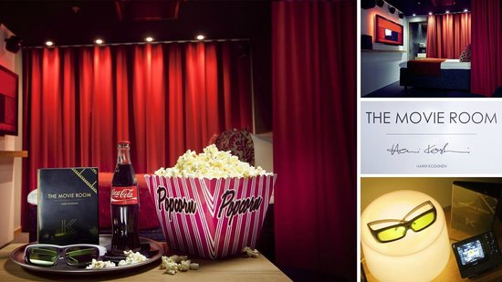 Klaus K Hotel: Movie Room