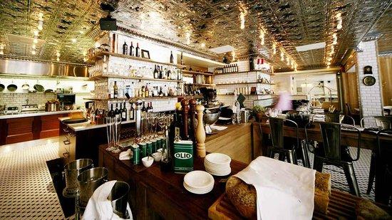 Klaus K Hotel: Toscanini Restaurant