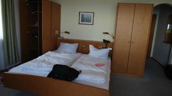 Schöfweg, Deutschland: Doppelbett