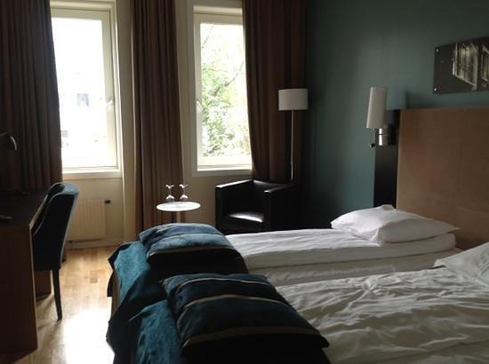 Quality Hotel Augustin: camera