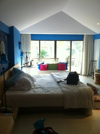 Burasari Resort: Blue Breeze (mood suite)