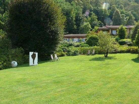 Park Hotel Villa Belvedere: Parkanlage
