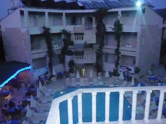 Hotel Havana : otelin 3. kattan çekilmiş fotografı