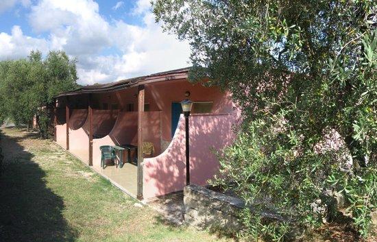 La Piccola Mole: Panoramiche delle stanze/depandance.