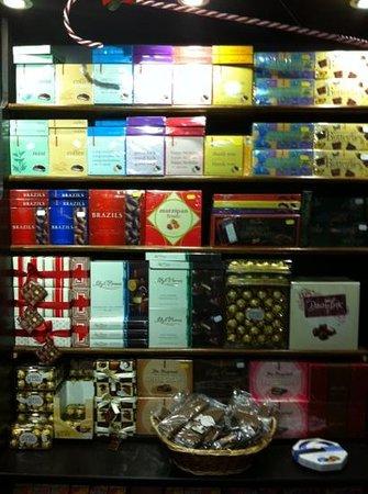 Kittys cabin: chocolates