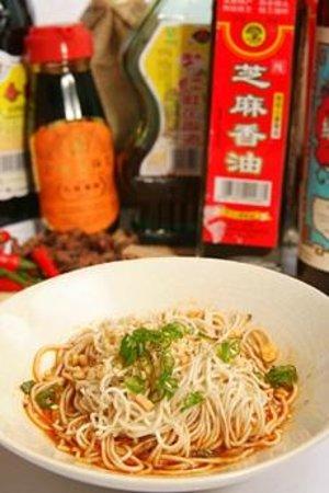 fry squid in sichuan style picture of yellow door kitchen hong kong