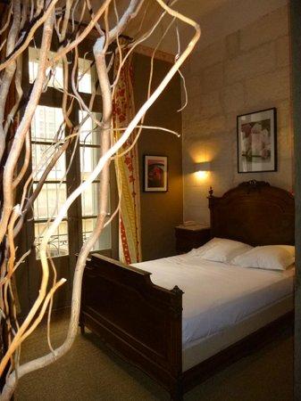 Hotel Saint Trophime: our bedroom