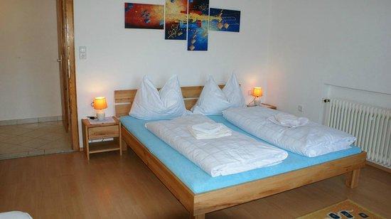 Gastehaus Schwab : Schlafzimmer