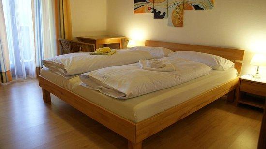 Gastehaus Schwab: schlafzimmer