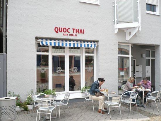 Quoc thai offenburg restaurant avis num ro de for Piscine offenburg