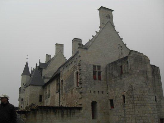 Forteresse royale de Chinon: Tour de l'horloge