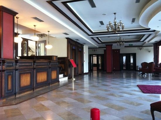 DoubleTree by Hilton Sighisoara - Cavaler: reception