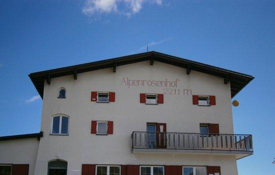 Alpenrosenhof: La struttura