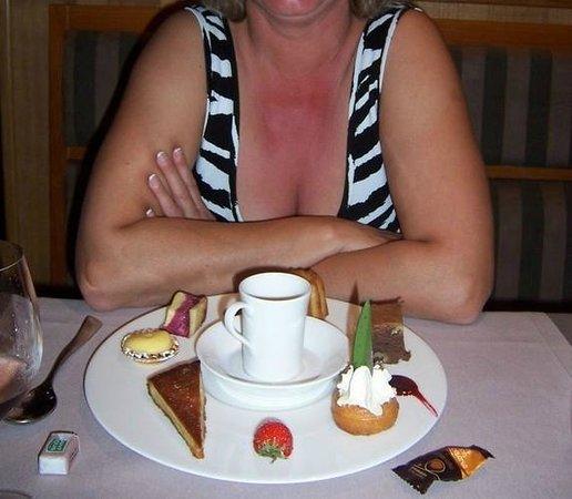 Mercure Dinan Port : Un café gourmand qui porte bien son nom
