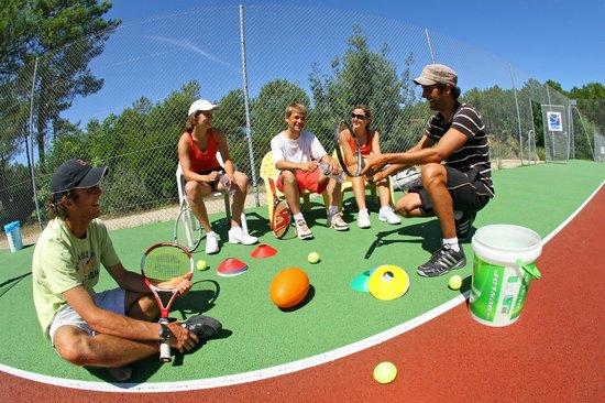 tennis photo de ucpa lacanau lacanau oc an tripadvisor. Black Bedroom Furniture Sets. Home Design Ideas
