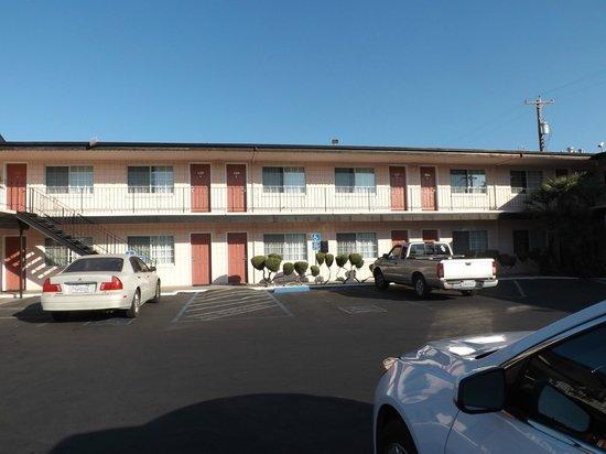 Rodeway Inn: il motel