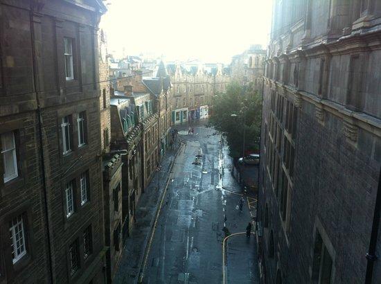 Gerald's Place: Scottish architecture