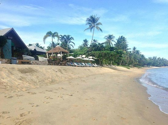 Sea Valley Hotel and Spa: beach