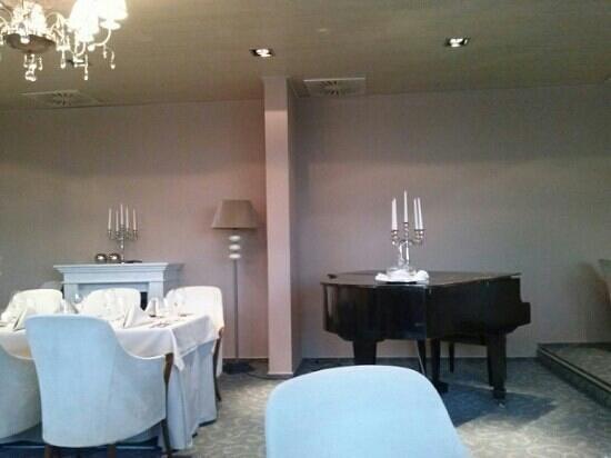 Hotel Brdo: ristorante