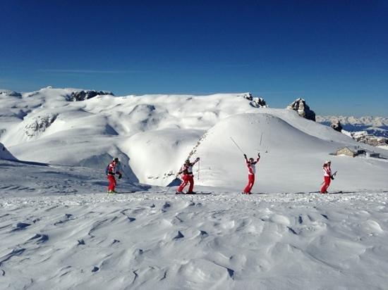 Scola de Schi Dolomites: val mesdi