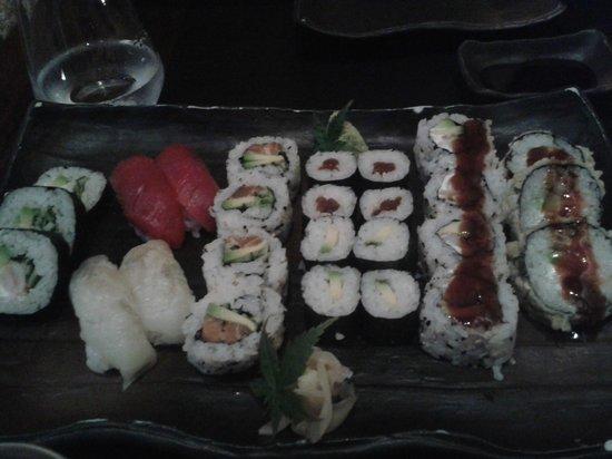 Kyoto Galicia (Vigo): Sushi para 2 2.0